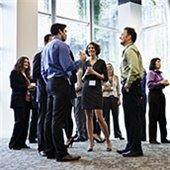 Roseville Hosts Business Exchange