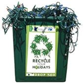 Recycling Holiday Lights