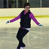 Senior Skating