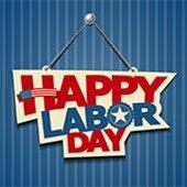City Hall Closed Labor Day