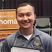 Roseville CSO Receives Scholarship