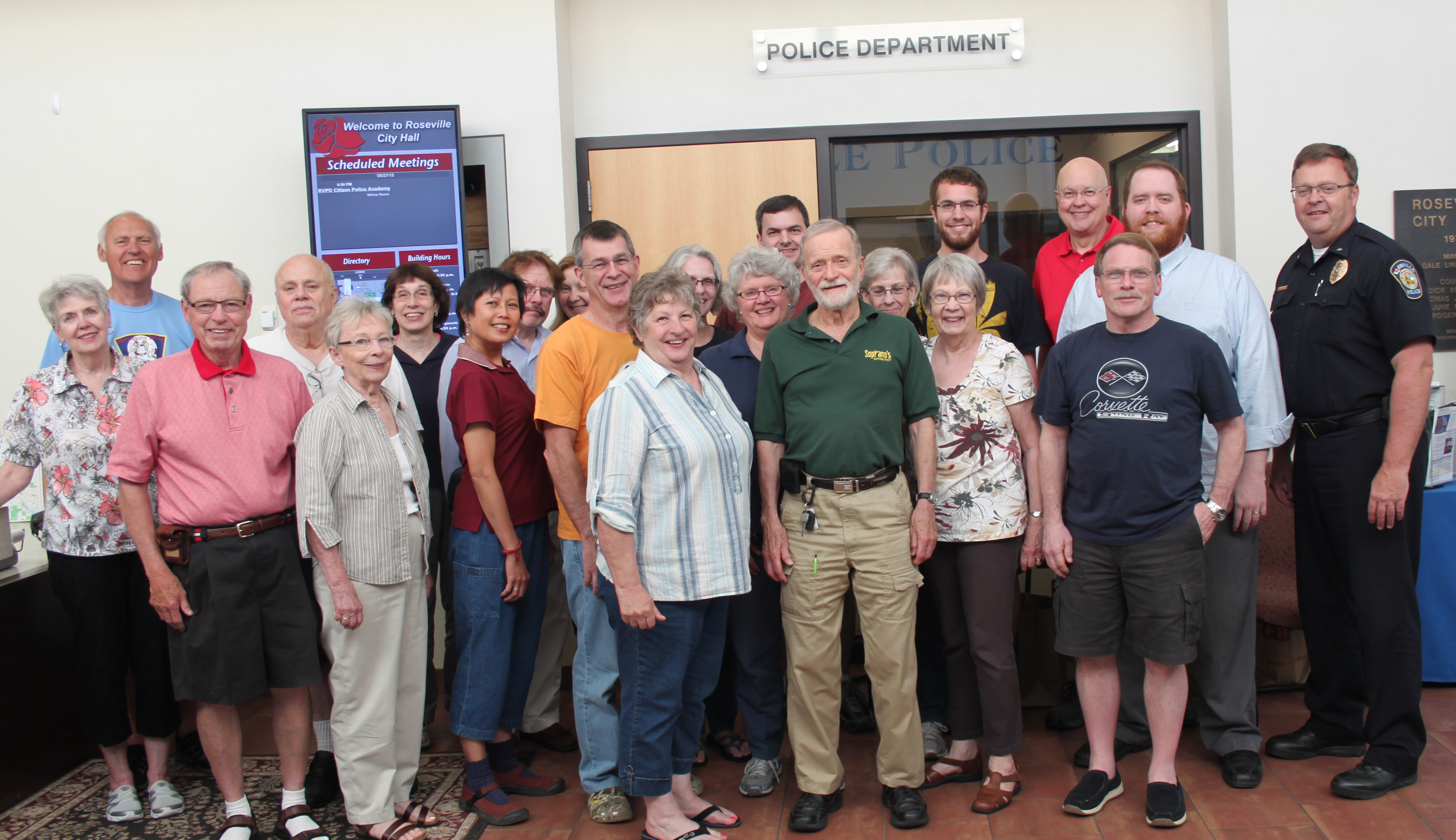 Citizens Academy 2015