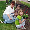 Bloom Planting_Mom_Kids