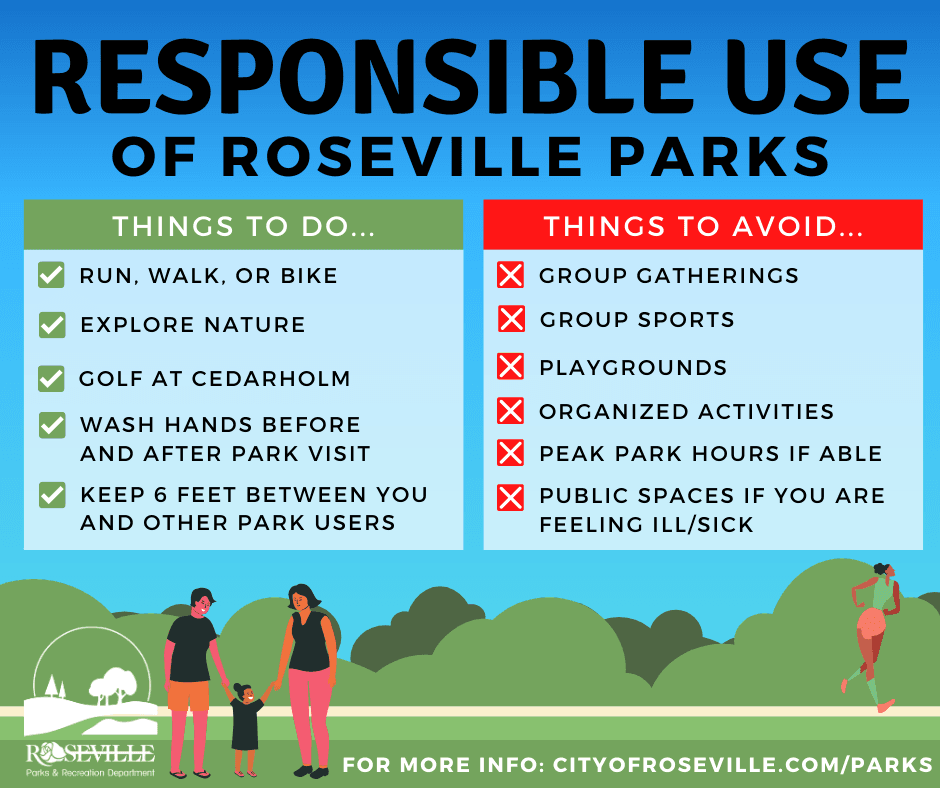 Responsible Park Use