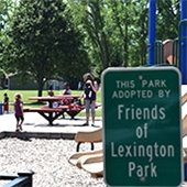Adopt A Park Volunteers