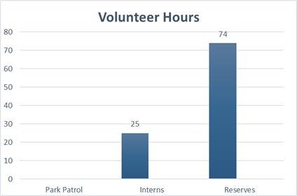 2020 Volunteer Time