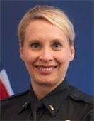 Roseville Police Chief Erika Scheider