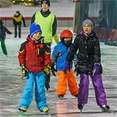 Outdoor Skating Ends Soon