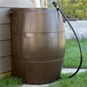 Compost Bin and Rain Barrel Sale