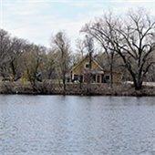 Oasis Park Pond