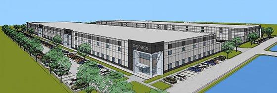 Meritex New Building