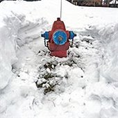 Keep Fire Hydrants Clear