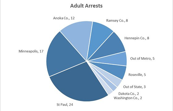Adult Arrests