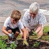 Kids Gardening Class