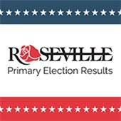 Roseville Primary Election Results