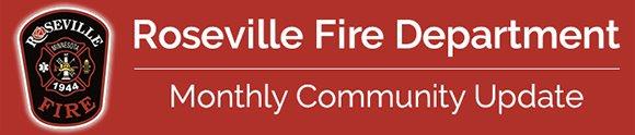 Fire Department Update