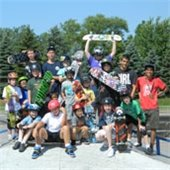 Skate Park Opens May 10