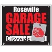 Citywide Garage Sale Sign Image
