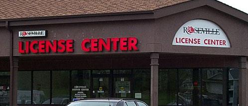 Photo License Center >> License Center Roseville Mn Official Website