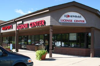 Roseville License Center - Expedited Passport Guide