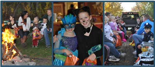 Halloween fun at nature center