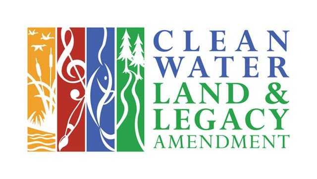 Clean water legacy logo