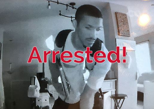 Suspect Image - Arrested