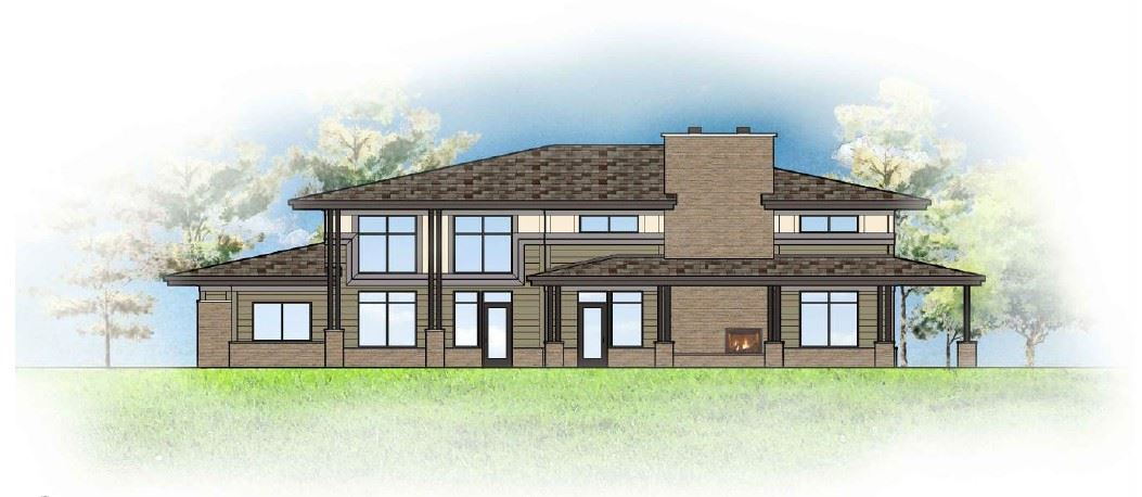 Cedarholm New Clubhouse Sketch