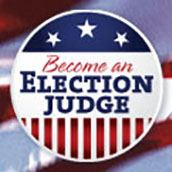 election judge button