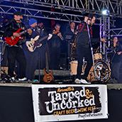 Tapped and Uncorked Band