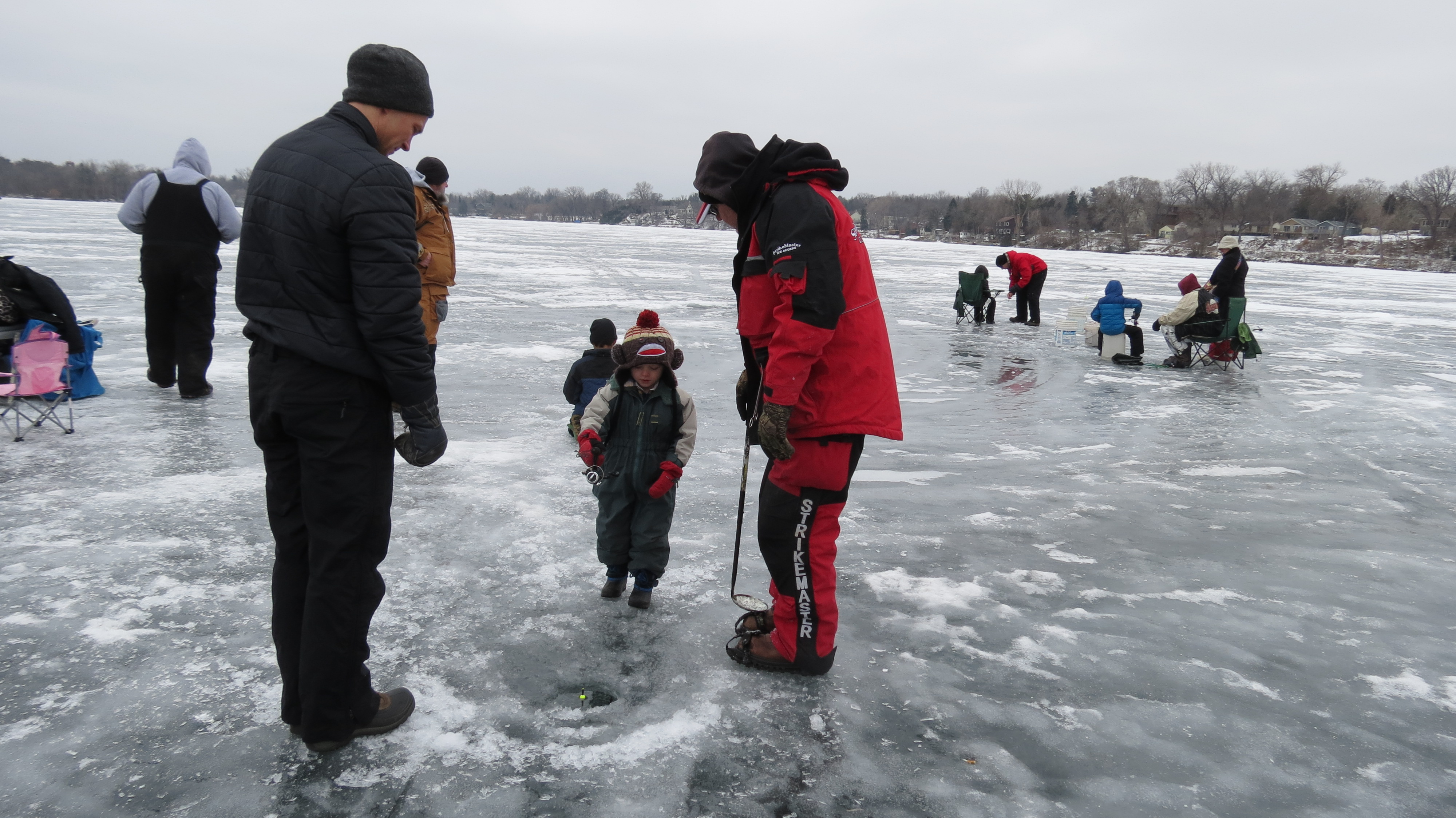 Roseville mn official website for Ice fishing tournaments mn